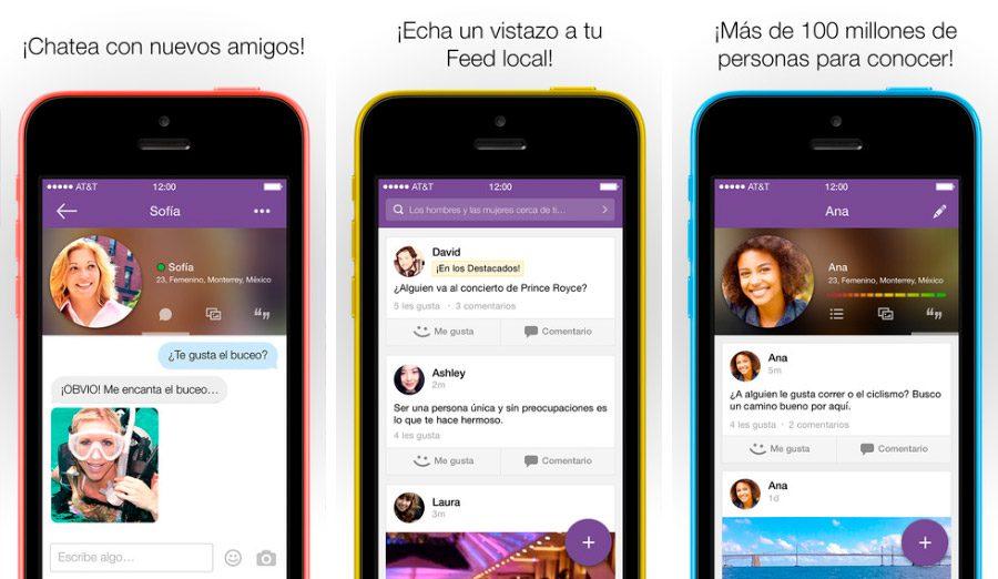 Apps para conocer gente-126308